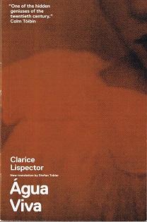 Agua Viva by Clarice Lispector