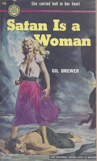 Satan is a Woman by Gil Brewer
