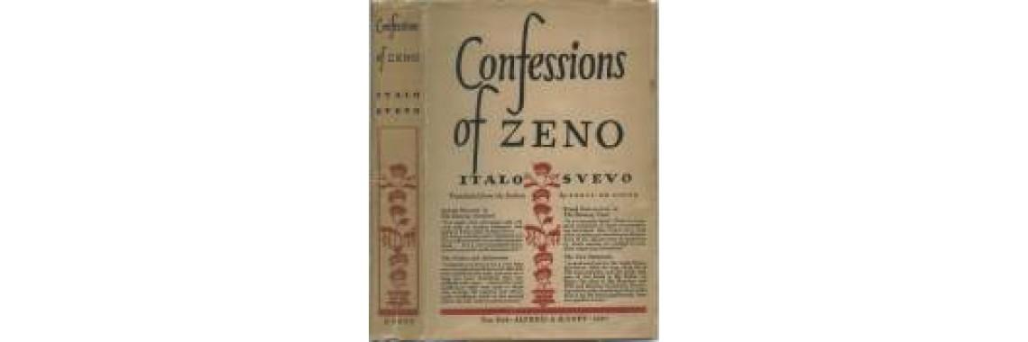 Svevo, Italo. Confessions Of Zeno.