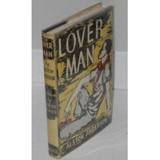Anderson, Alston. Lover Man (Caribbean Literature Jamaica)