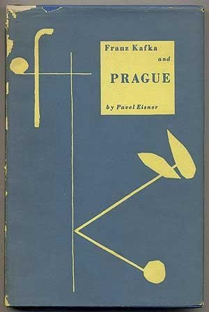 franz kafka and prague golden griffin 1950