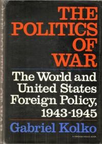 politics of war random house 1969