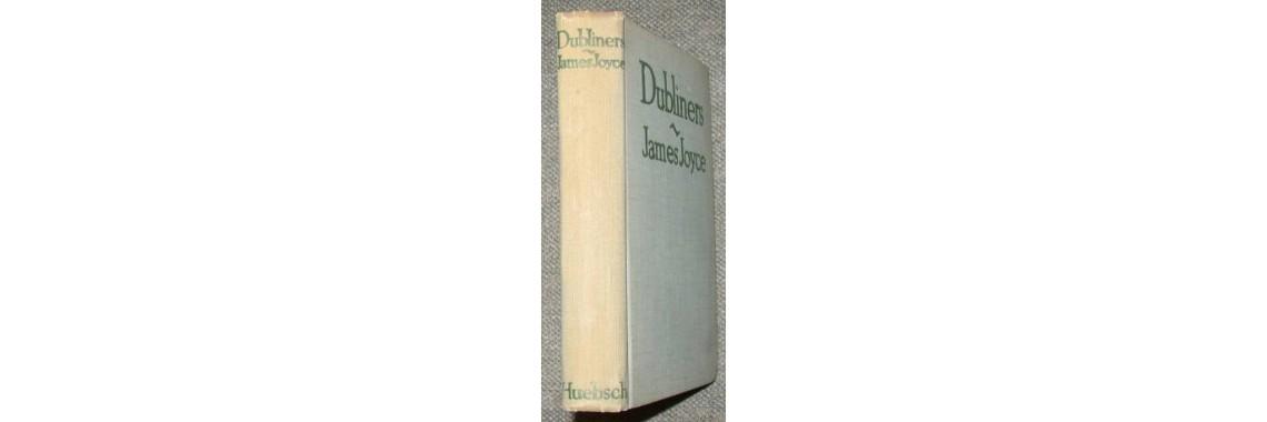 Joyce, James. Dubliners. New York. 1917