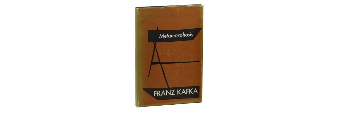 Kafka, Franz. Metamorphosis