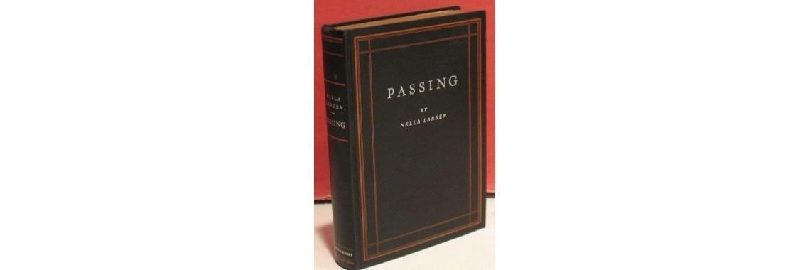 Larsen, Nella. Passing. New York. 1929